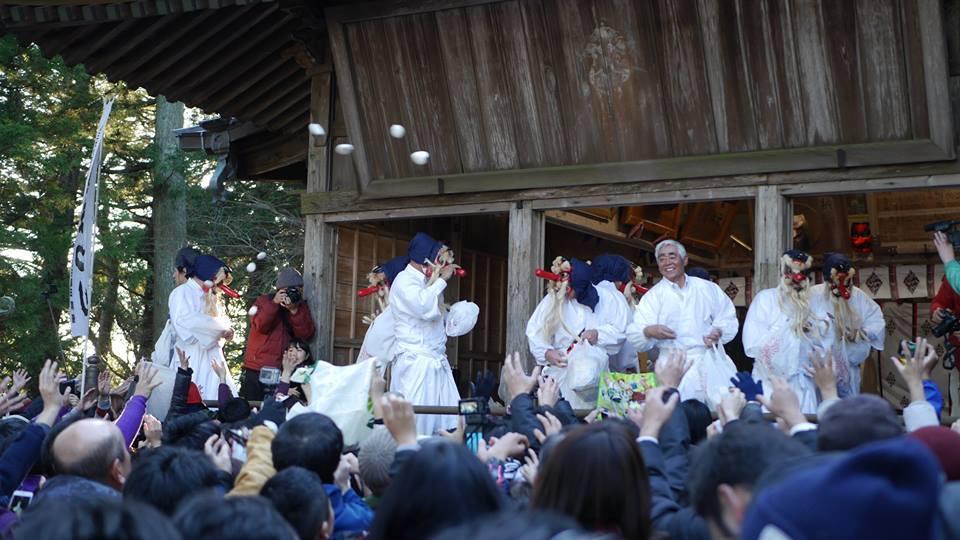日本3大奇祭のひとつ、悪態まつりに弾丸で行って悪態をつきまくってスッキリしてみた!