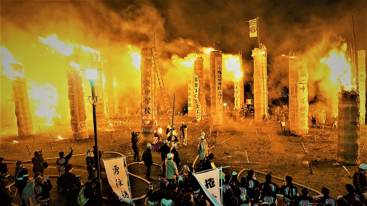 火攻めかよ! 全国のメラメラ系の奇祭、火祭り12選