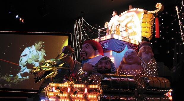 キタサンブラック有終の美、さぶちゃんの歌う「まつり」のモデルになったお祭りはあるか?