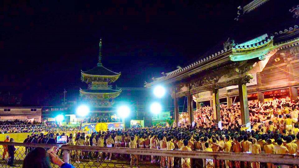【西大寺会陽】なぜ真冬の裸祭りに1万人もの人が集まるのか!?【体験レポート】
