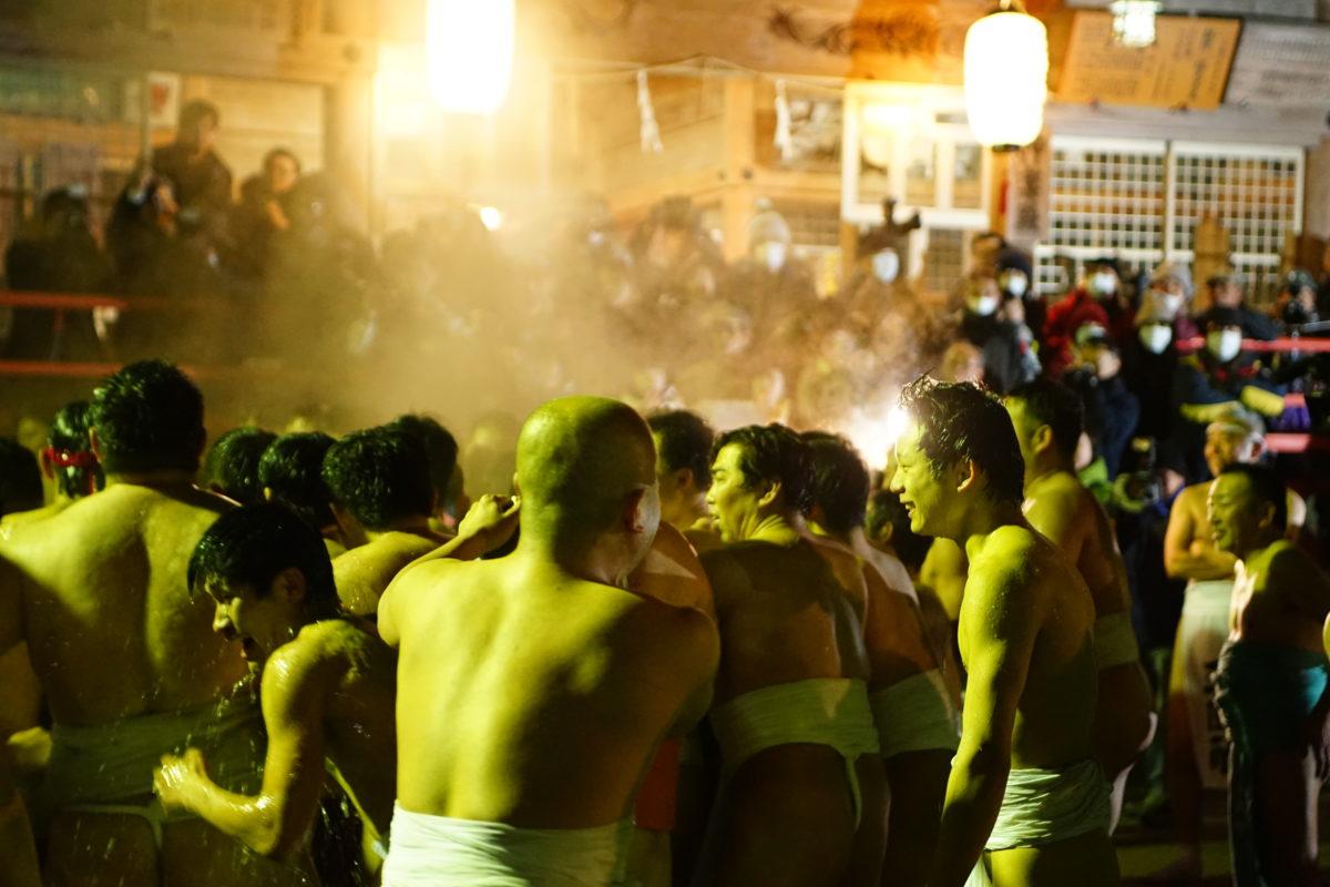 ポロリあり?! ドキッ! 裸体ぷるるん滞在記 広島の久井はだか祭り