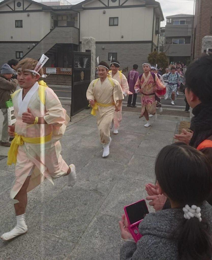 ~江戸川の【裏】TOKYOマラソンを追え~東葛西の奇祭『雷の大般若(いかづちのだいはんにゃ)』