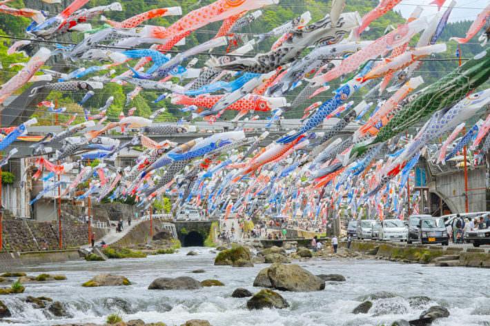 そうさ日本は鯉する惑星、GWに家族で行きたい! フォトジェニック鯉のぼり5選