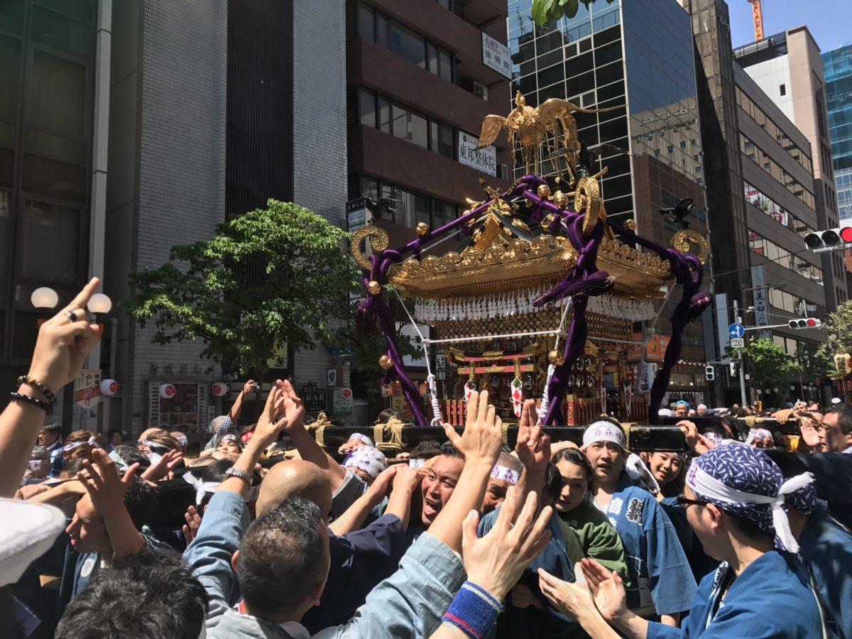 神輿なしではお祭りじゃない!お神輿の魅力を満喫できる祭り【2019年版】