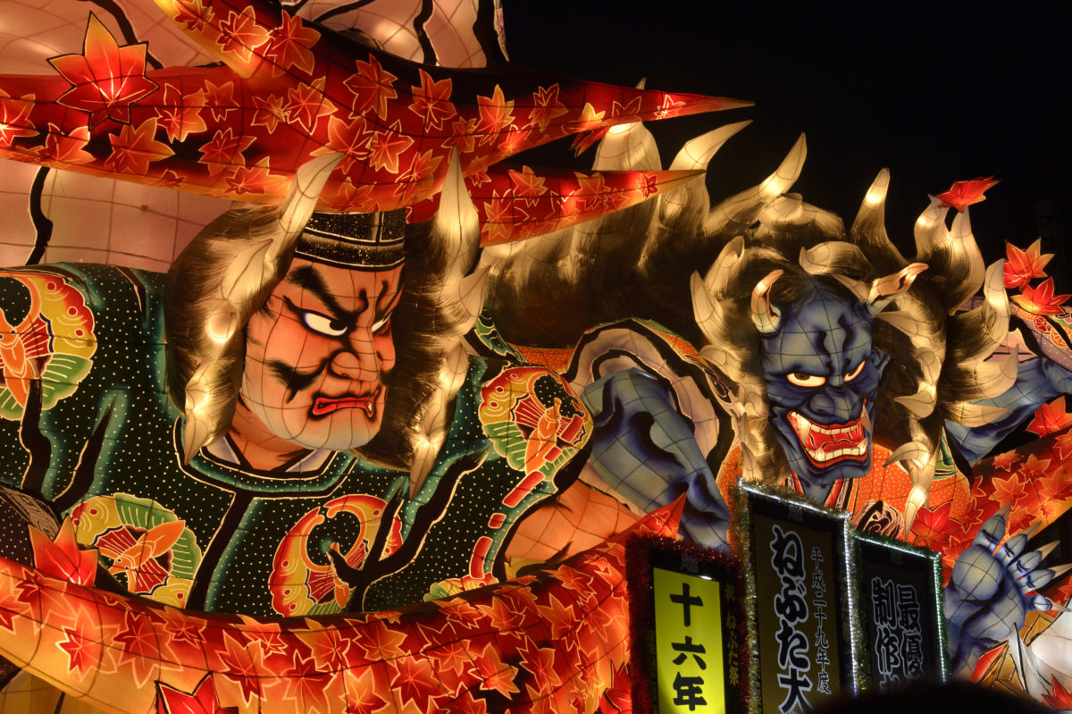 青森、関東、九州でも。2019年版、全国で楽しめる「ねぶた祭り」の見所とスケジュール!
