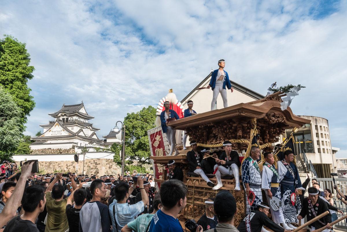 岸和田だんじり祭!300年以上の歴史ある祭りを楽しみ尽くす5つの見物ポイント