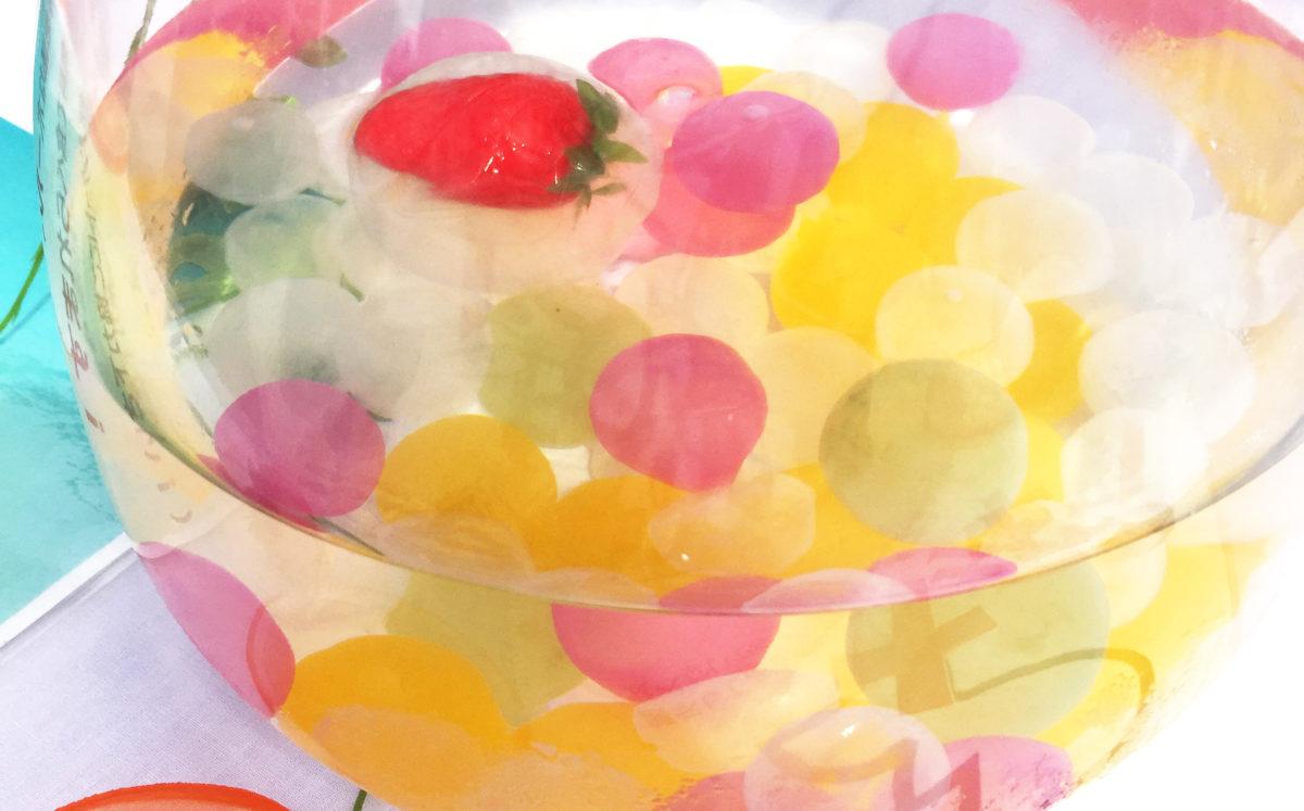 【お祭り会場でプロモーション実績】目黒のさんま祭りで飲料メーカーのサンプリングブースを設置