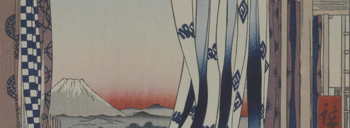 お江戸新宿「紺屋めぐり」をレポート。刺繍武井さん、染めの高孝さんで日本伝統の技を体験。