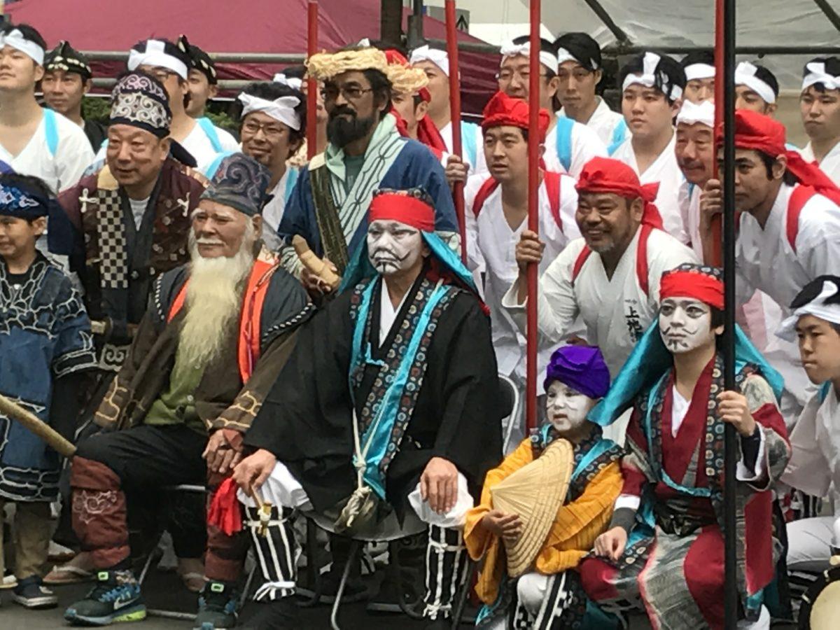 「チャランケ祭り」をレポート!東京都中野区から沖縄とアイヌを繋ぐ、静かな祈りの祭り