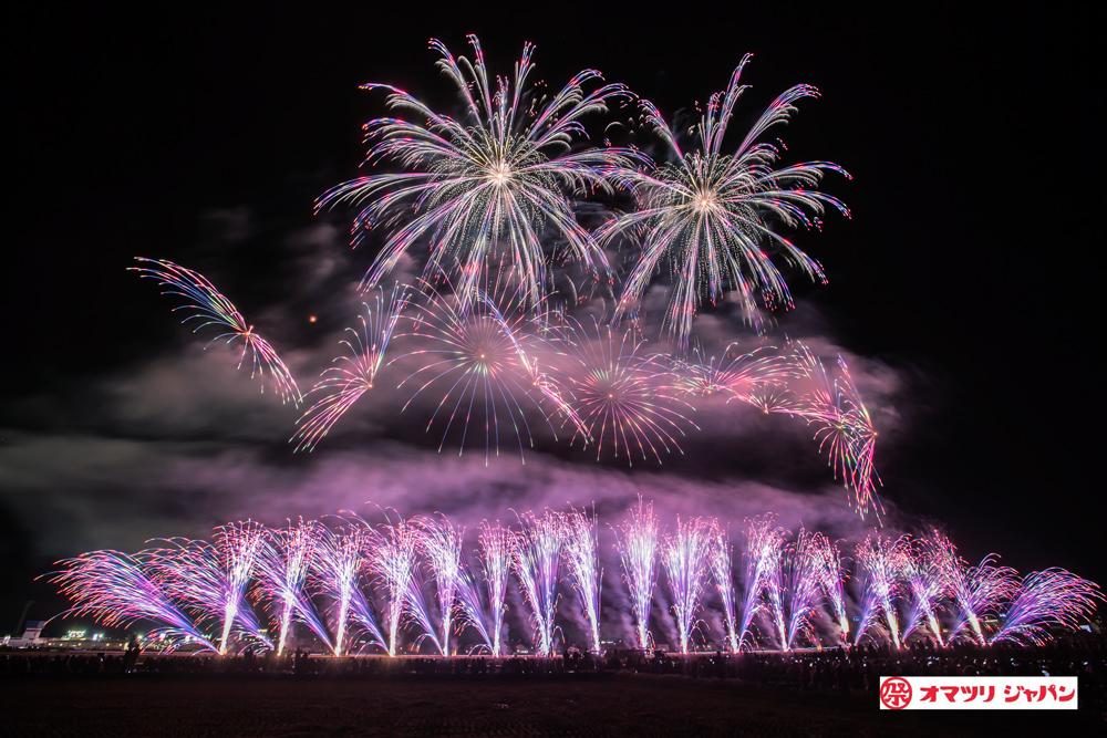 会津花火をレポート!全国各地の有名花火師が集結するこの大会の魅力を16枚の写真と共にご紹介!
