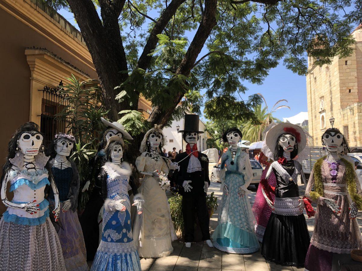 【死者の日 2018】世界の果てから祭りレポート!メキシコ死者の日は陽気に偲ぶお盆でした。