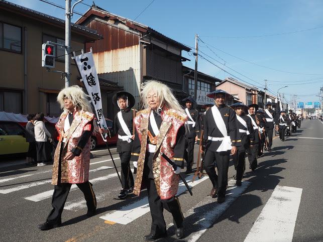 あなたも歴史絵巻の一員に!萩時代まつり・萩時代パレード体当たりレポート!