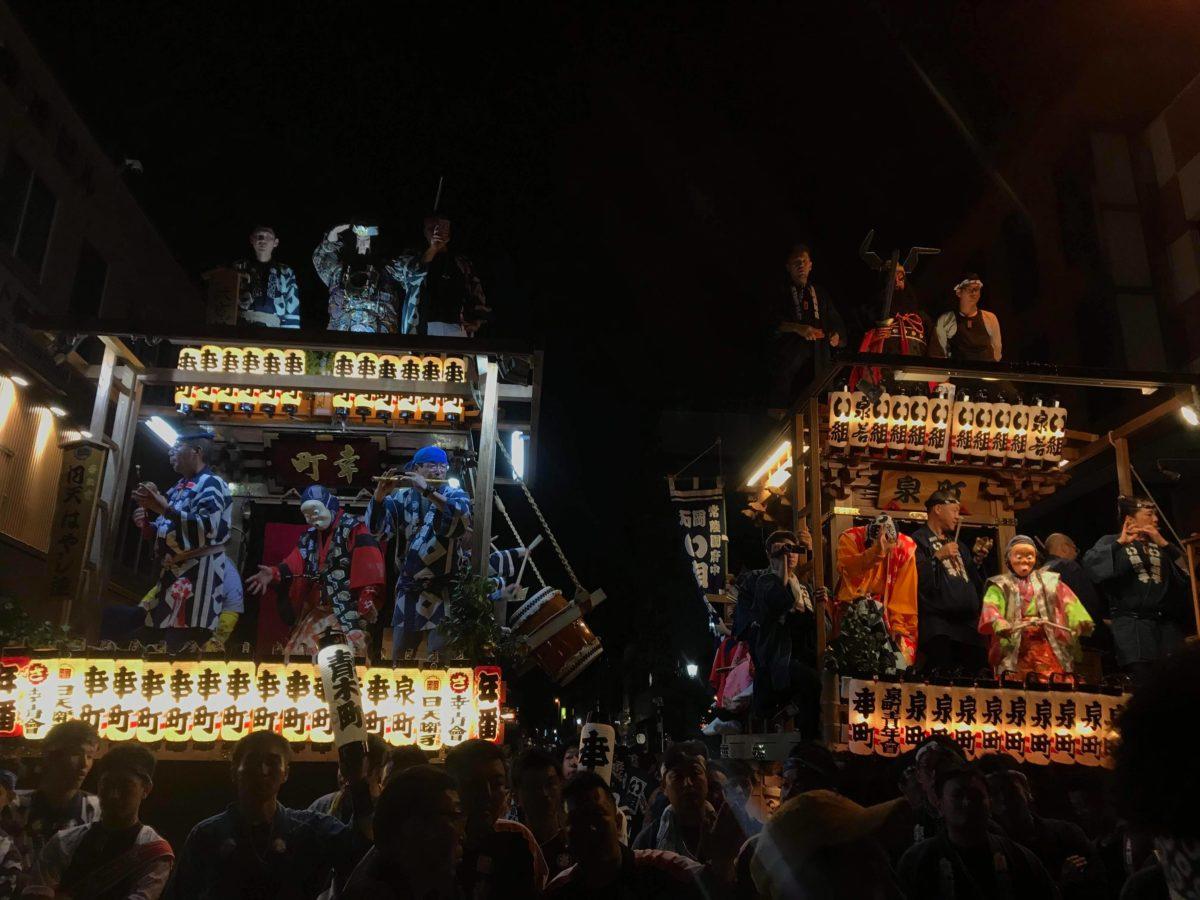 茨城県最大級のお祭り「石岡のおまつり」レポート!神輿・山車・獅子舞が集結する関東三大祭りの一つ!