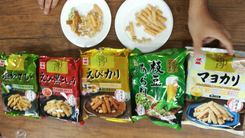 岩塚製菓株式会社とのコラボ企画!お祭り座談会を開催!
