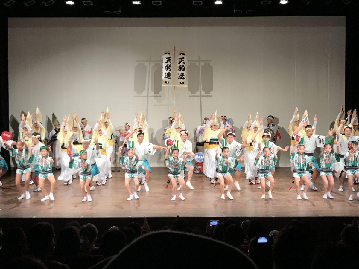 東京高円寺「秋の阿波おどり」!やっぱり踊りはやめられない!舞台で見る阿波おどりの魅力!