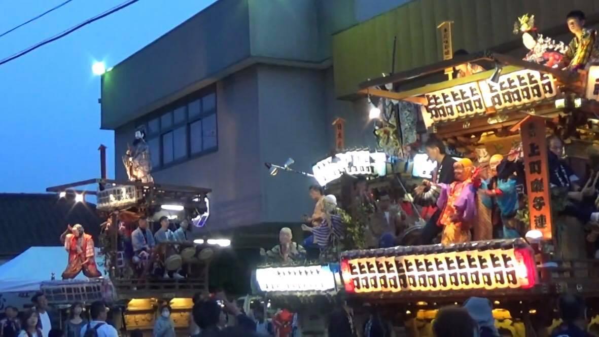 玉造大宮神社例大祭の魅力とは!?茨城県民も知らないローカルな祭り