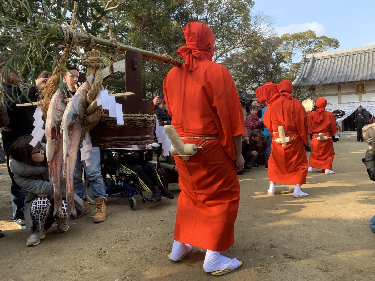 正月の奇祭は福男選びだけじゃない! 1月の旅する奇祭【2020年版】