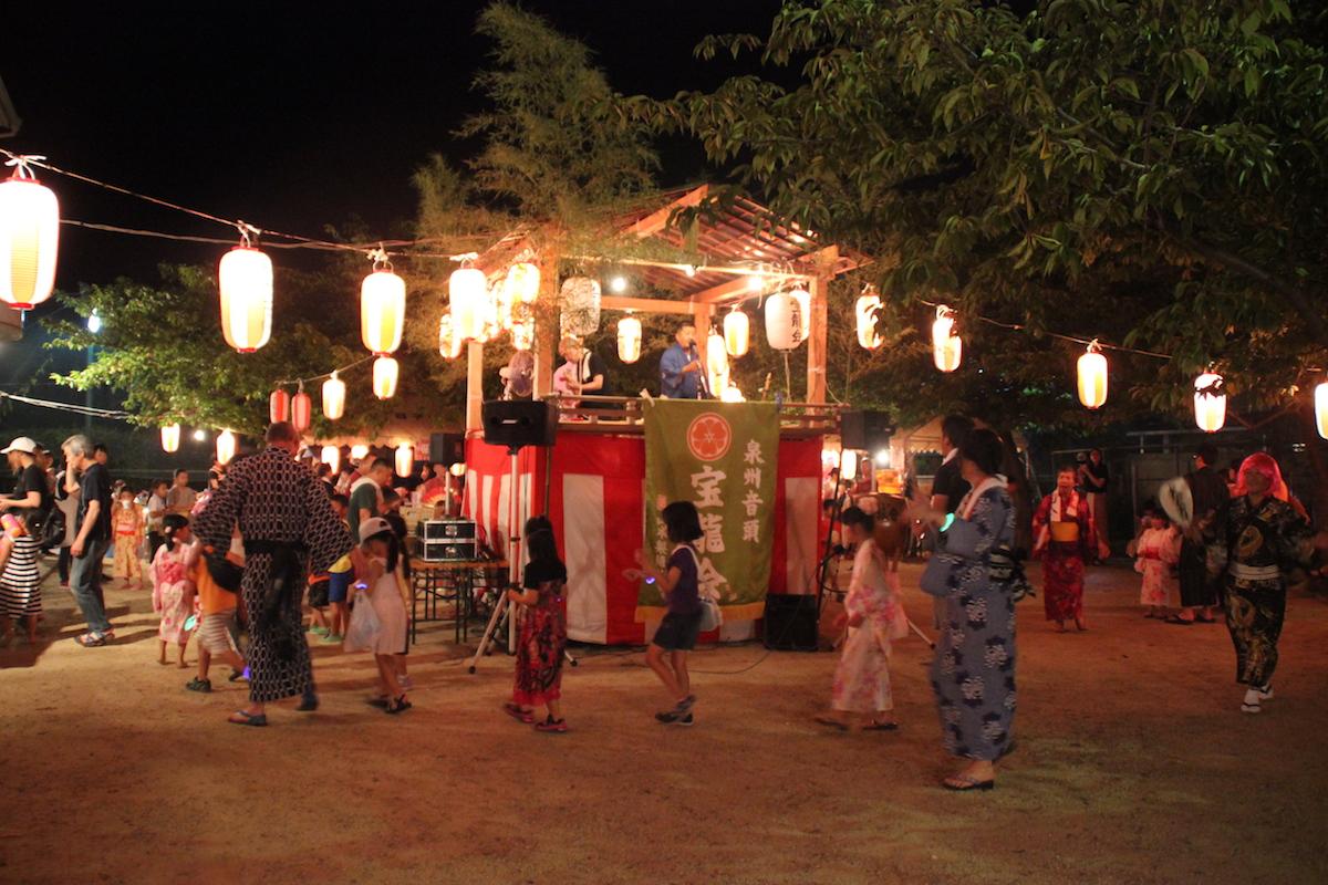 東京イベント開催記念! 大阪のディープサウスで人々を熱狂させる盆踊り「泉州音頭」とは何なのか!? 実際の音頭取りに聞いてみた【前編】
