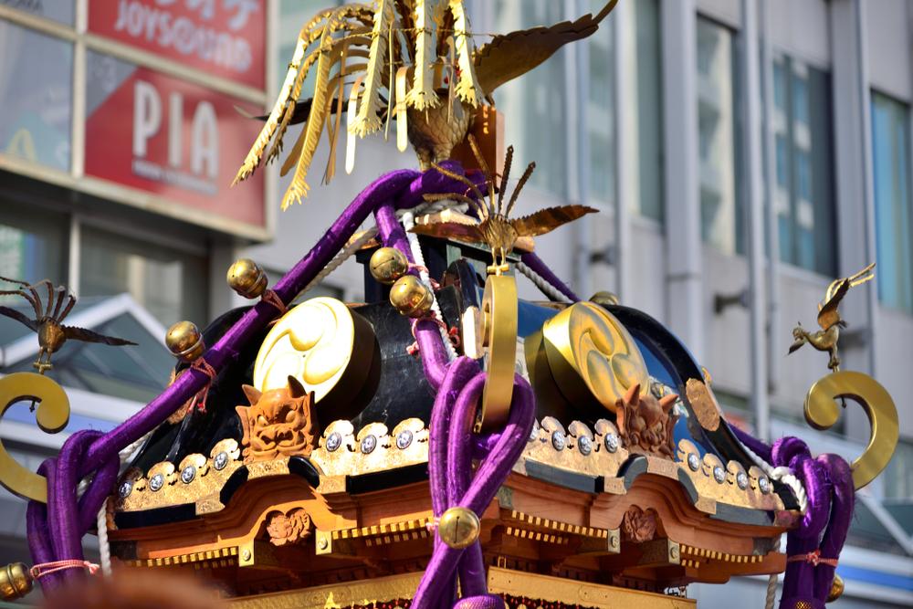 あけましておめでとうございます!一年の始まりは神輿から!全国で行われた元旦神輿渡御の様子をご紹介!