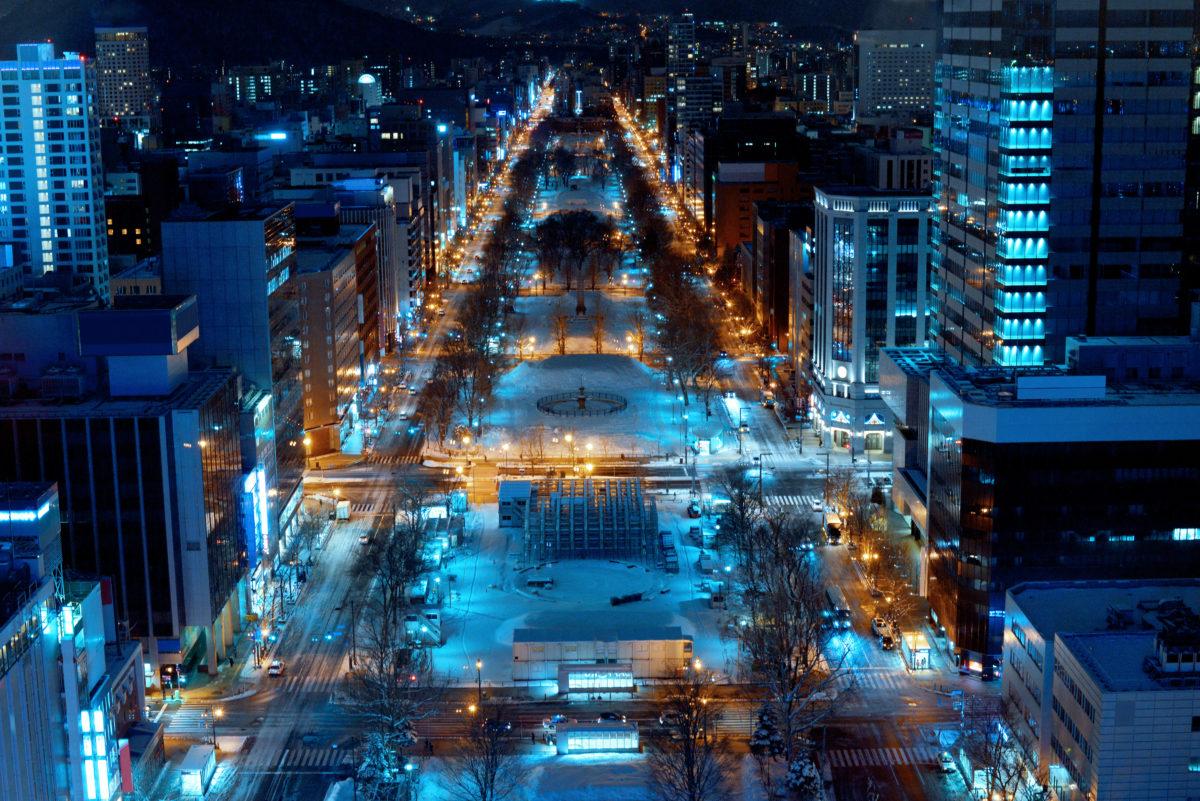 さっぽろ雪まつり、今年の雪像は?2020年の目玉「ゴールデンカムイ」が札幌を彩る!