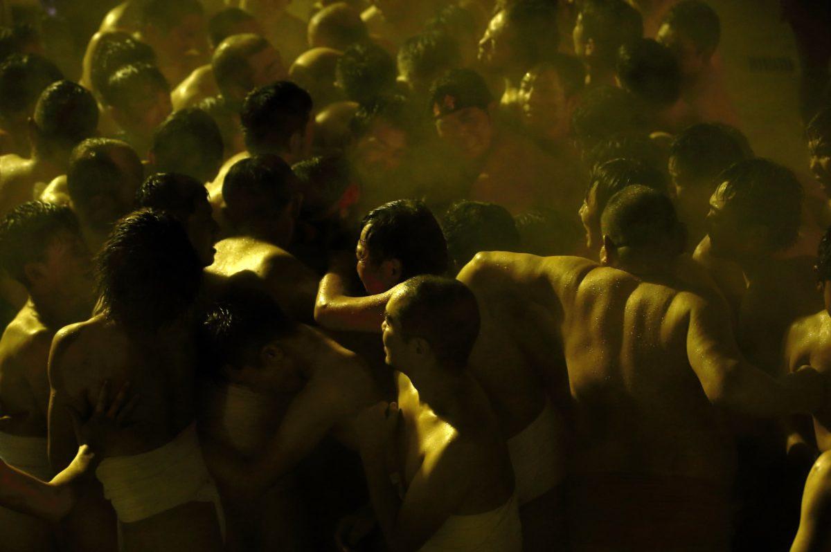 2020年も開催!久井はだか祭り@広島県三原市をレポート・・はだかの男達の引き際!