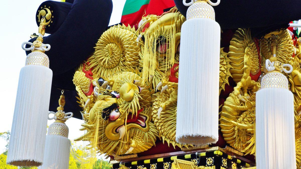 四国3大祭りの1つ 愛媛県新居浜市「新居浜太鼓祭り」を解説!
