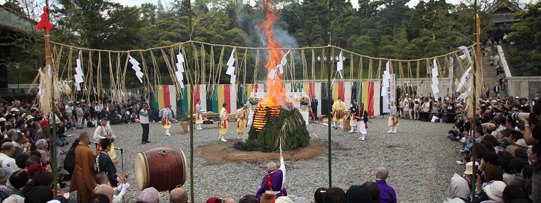 火渡りは「死と再生」の疑似体験、2020年の開催予定は?一般人も火を渡れるって熱くないの?