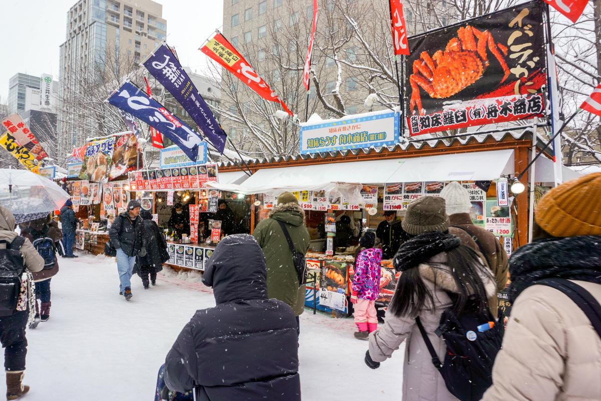 さっぽろ雪まつり2019のグルメ事情は?現地札幌より「美味しい」が伝わるSNS投稿をまとめてご紹介!