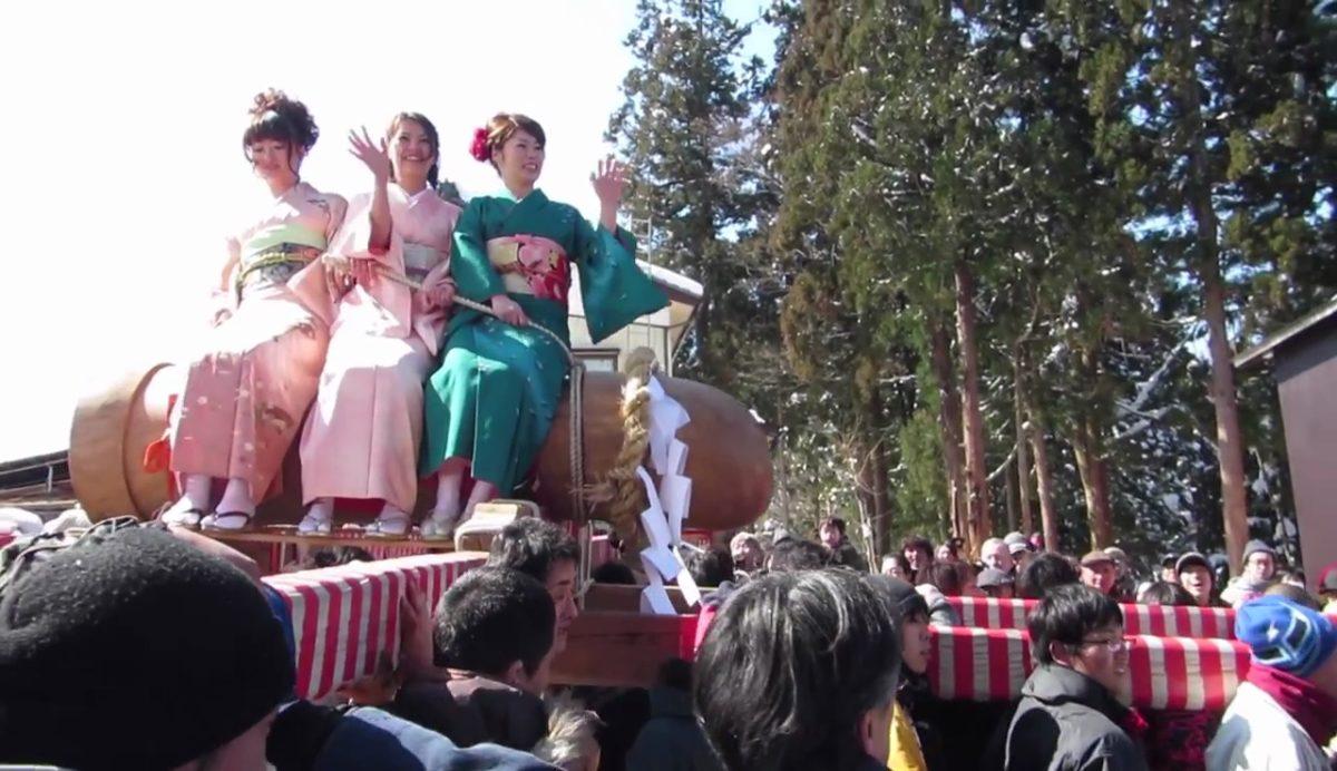 STOP少子化!新潟県長岡市にて越後の奇祭「ほだれ祭り」が毎年3月に開催!【SNSまとめ】
