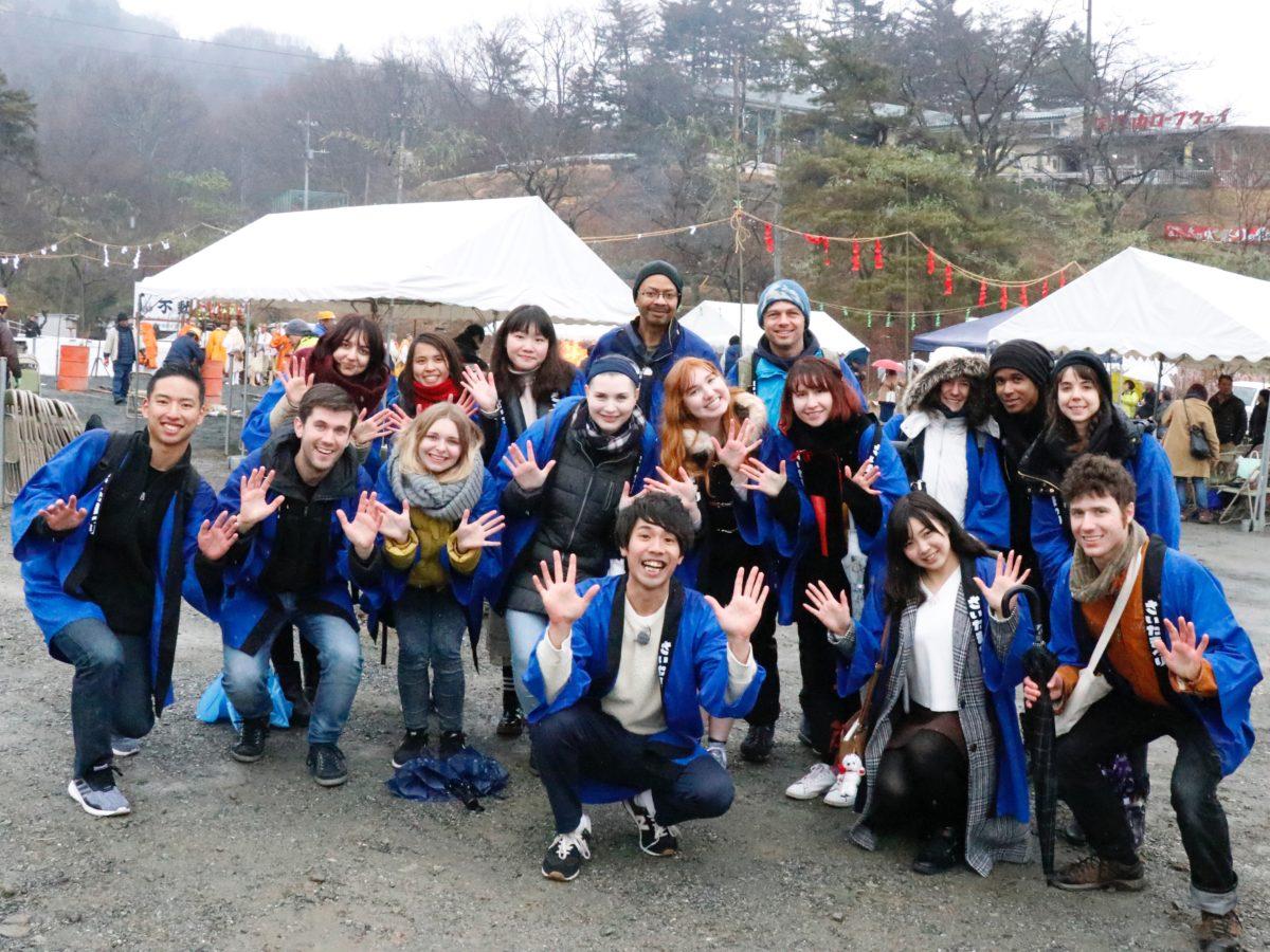 「さいたまつり×オマツリジャパン」コラボ企画!長瀞火祭りインバウンドツアーをレポート!