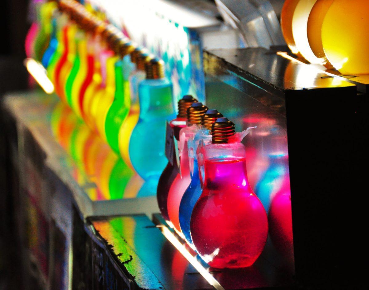 SNS映えを狙おう!「電球ソーダ」の入手法や作り方を紹介!