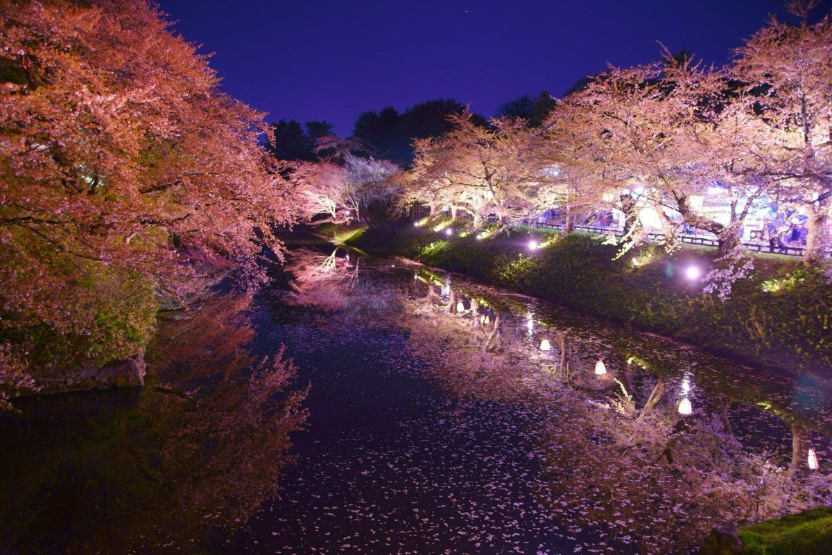 楽しみは桜だけじゃない?青森「弘前さくらまつり」を紹介!