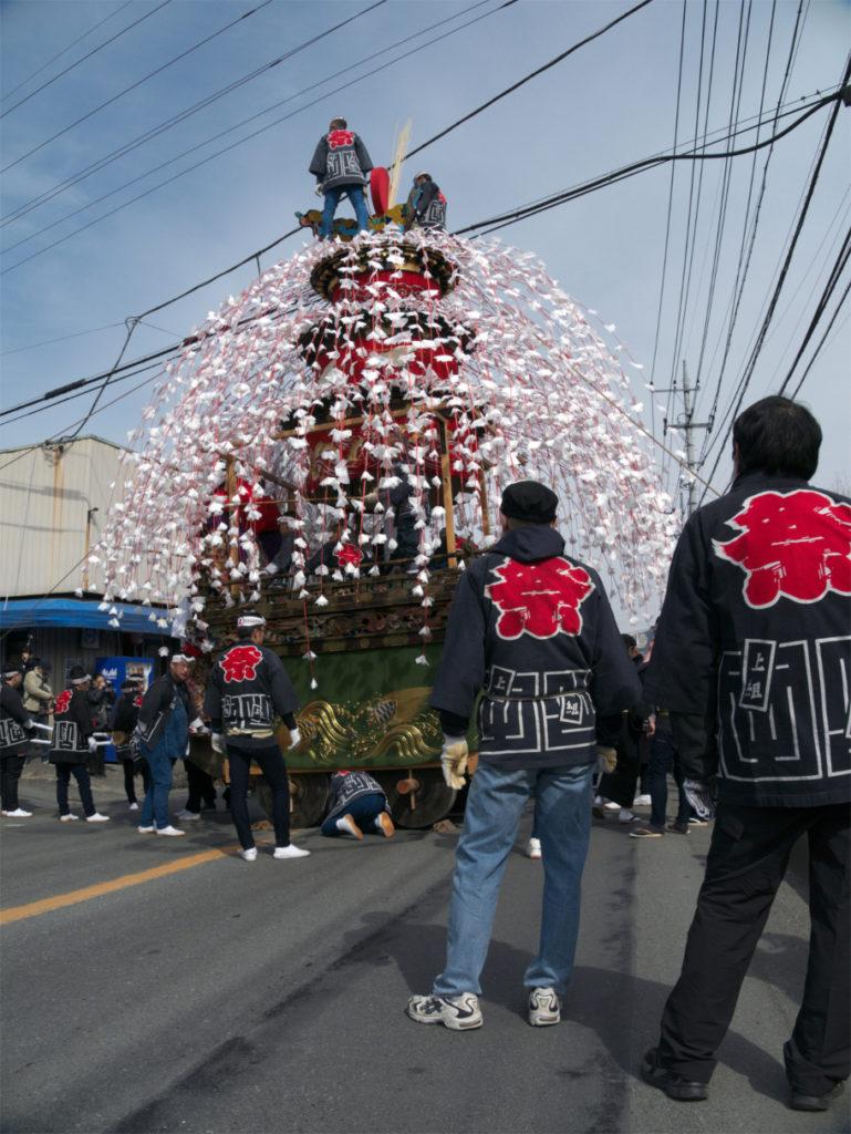 秩父に春を告げるお祭り 花飾り&花火が彩る「山田の春祭り」<SNSまとめ>