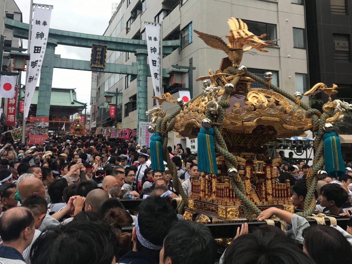 神田祭のディープさとは、神田明神の広報担当者に語ってもらいました!