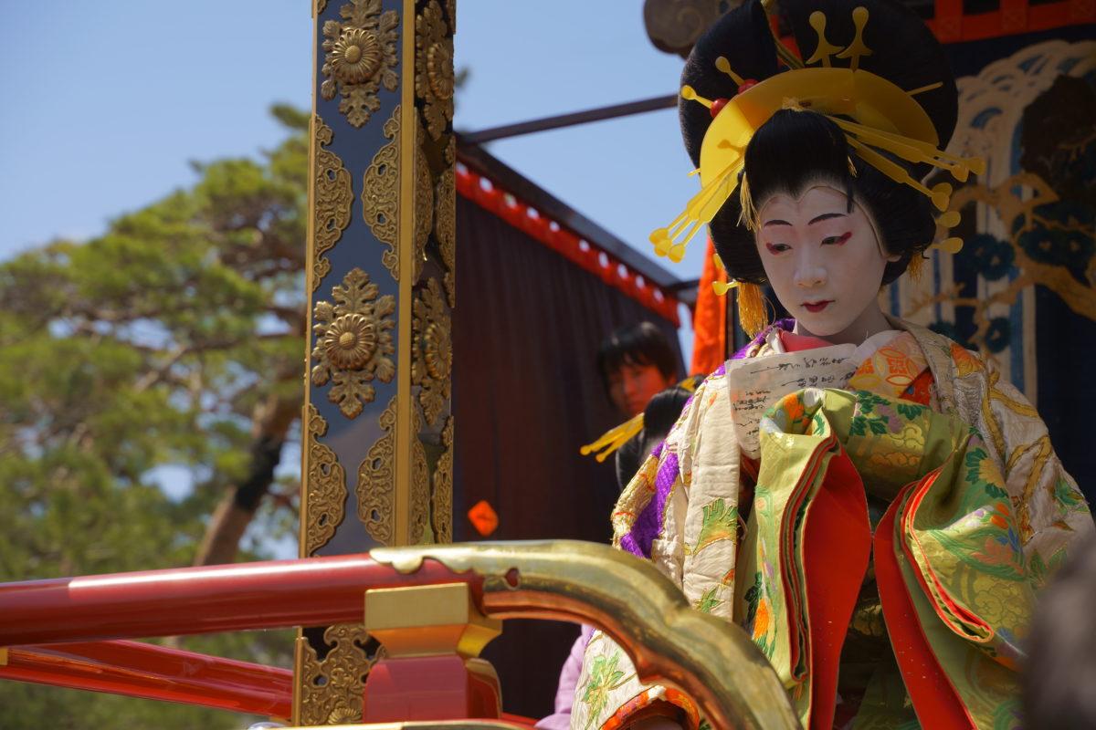 子どもが主役!子ども歌舞伎が圧巻の「長浜曳山祭」をレポート