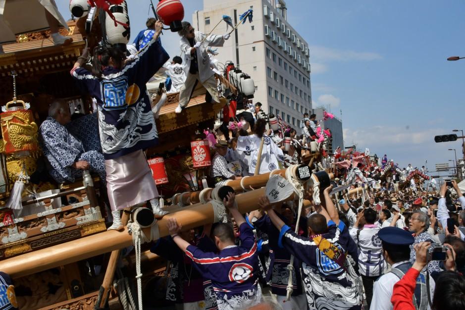 だんじり祭りは秋だけじゃない!?神戸で春に行われるだんじり祭の見どころは?