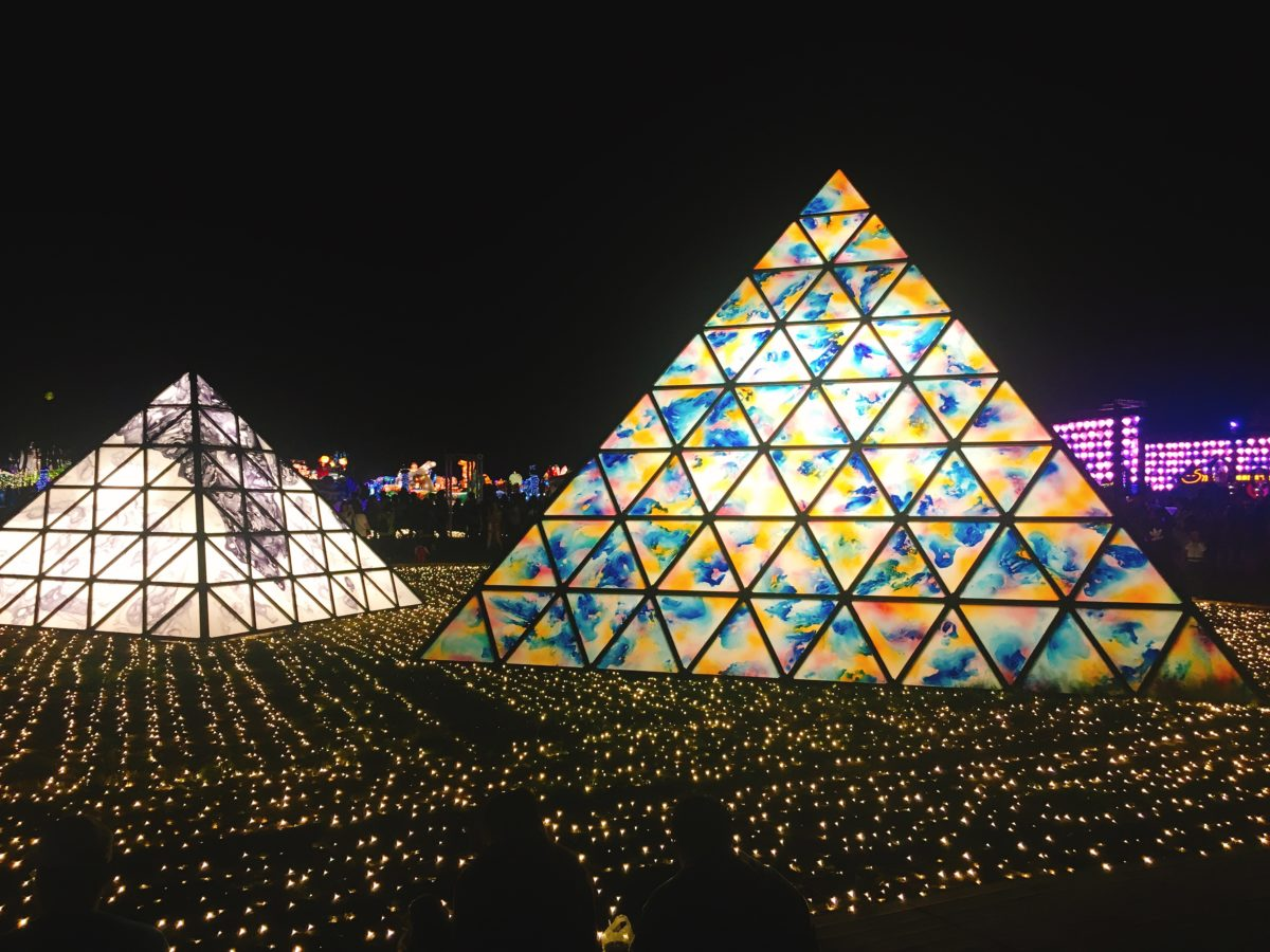 台湾のランタンフェスティバルをレポート♪2019年は屏東にて開催!