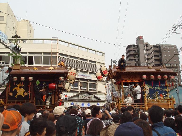 青梅大祭をご紹介!山車に人形、事前に知っておきたい注目ポイントは?