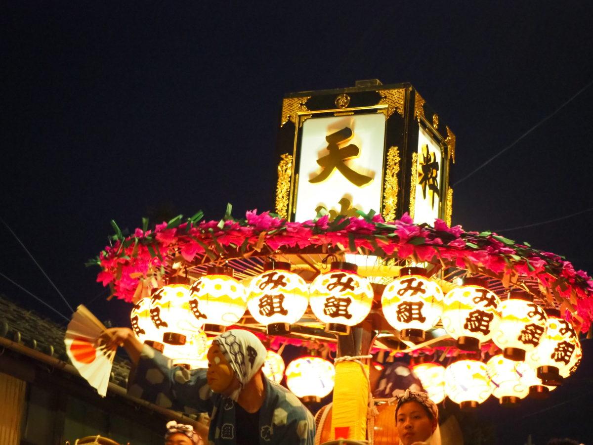 遠州の祭りシーズンに開幕を告げる「三熊野神社大祭」の魅力とは?
