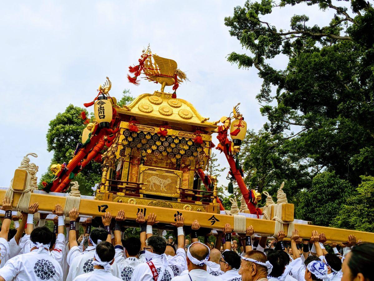 御霊祭をご紹介!京都最古のオマツリ!古都の中心でエライヤッチャ!