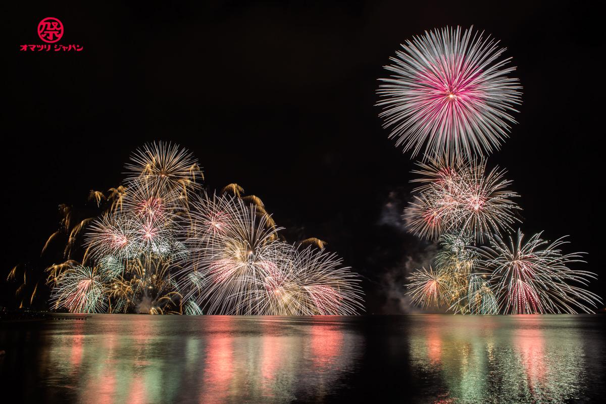 松江水郷祭をご紹介!西日本最大級の湖上花火の魅力とは?