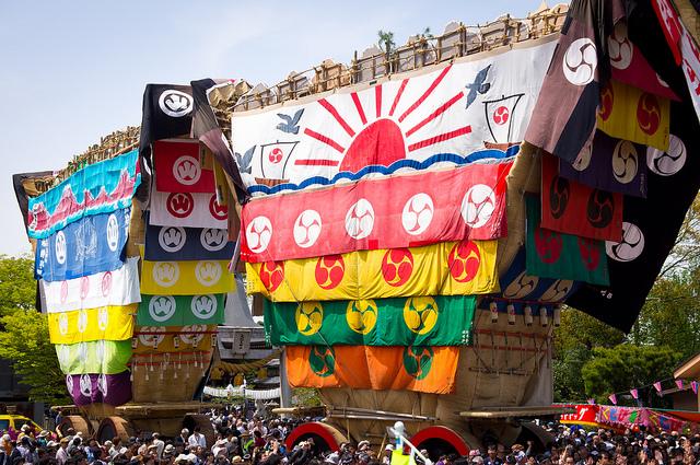 石川県七尾市より「青柏祭」をご紹介!名物の「でか山」とは?誰でも曳けるって本当?