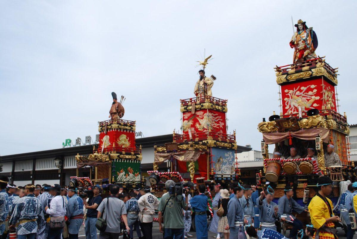 成田祇園祭の歴史は300年以上⁉日程や見どころをご紹介!