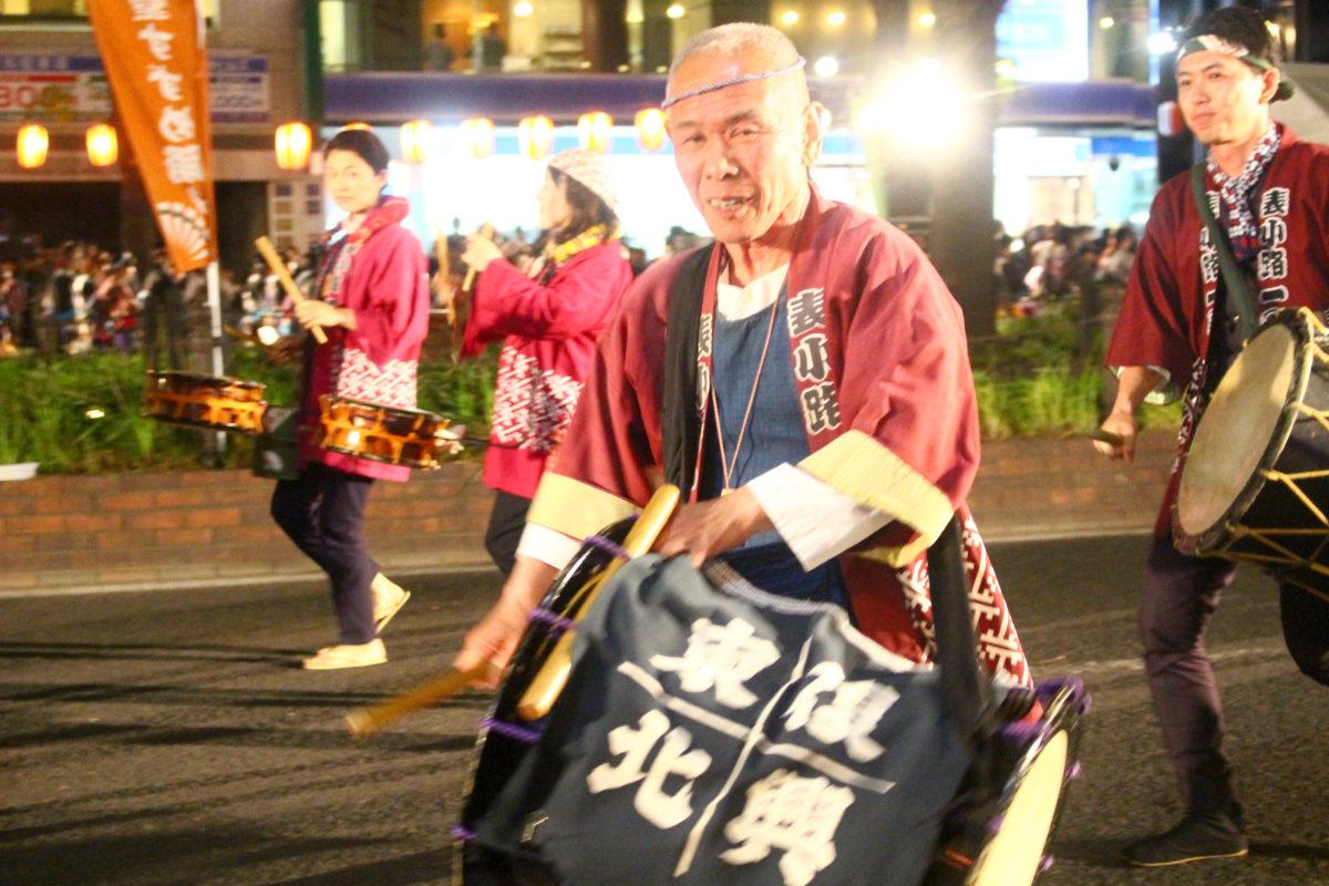 「仙台青葉まつり」開催!4500人が市内各地を踊り巡る「すずめ踊り」参加レポート!