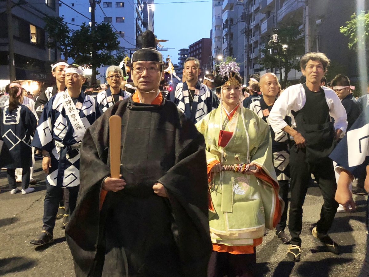 小野照崎神社大祭で御神輿を担いできました!令和初の本祭で3年に1度の本社神輿が登場!