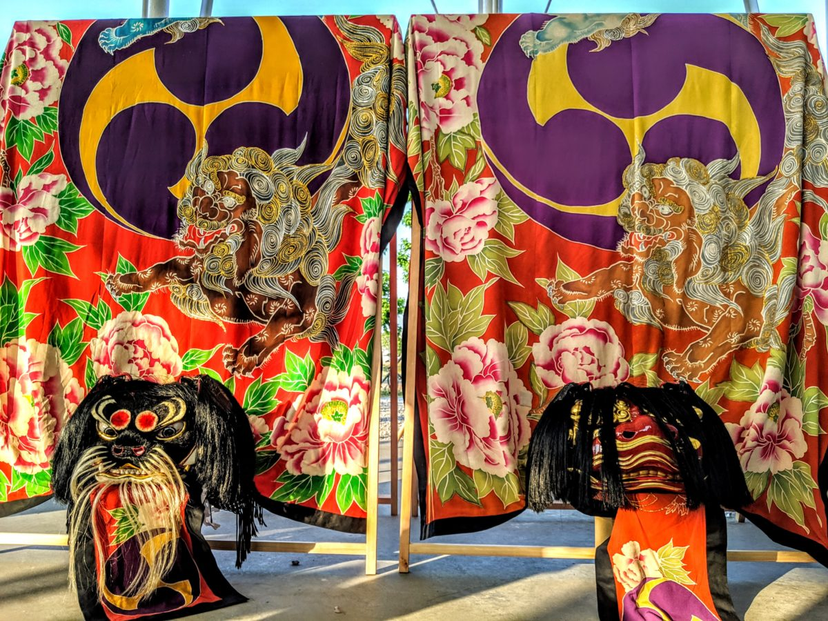 讃岐獅子舞保存会が瀬戸内国際芸術祭に登場!見所はアートだけじゃない。春会期の最終日を飾った獅子舞集結イベントをレポート