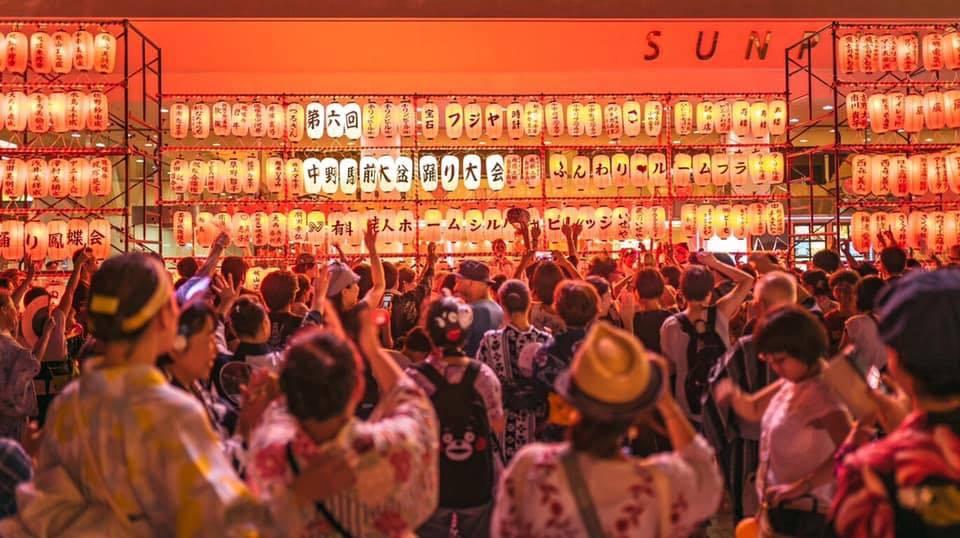 中野駅の盆踊りが今年もヤバい! 伝統と革新が融合したBON DANCEを体験セヨ!