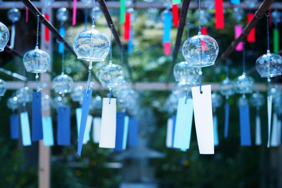 想いを風鈴の音にのせて…川越氷川神社「縁むすび風鈴」の見どころをご紹介!