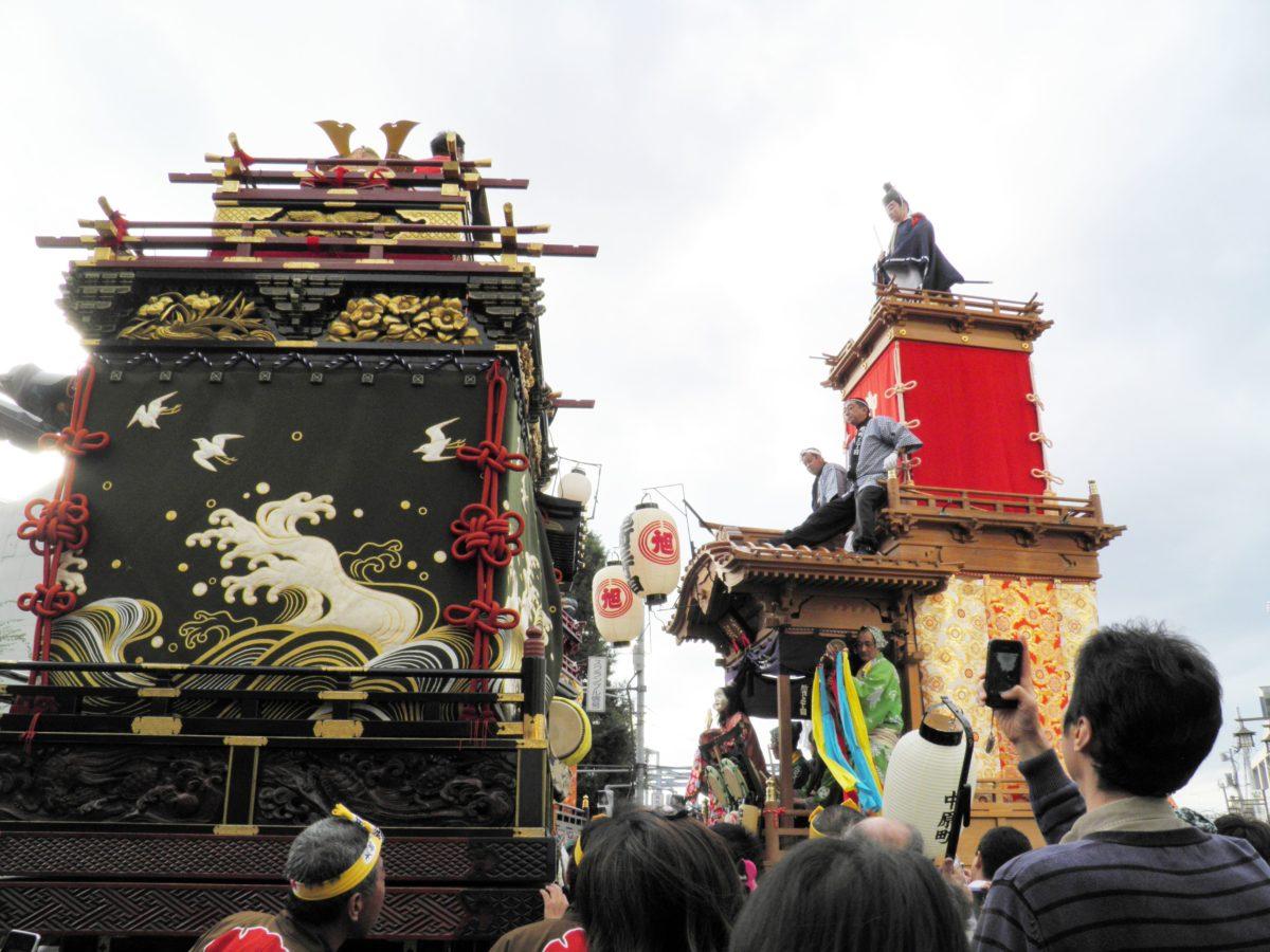 川越まつり、ユネスコ無形文化遺産に登録され、日本の伝統文化を伝える