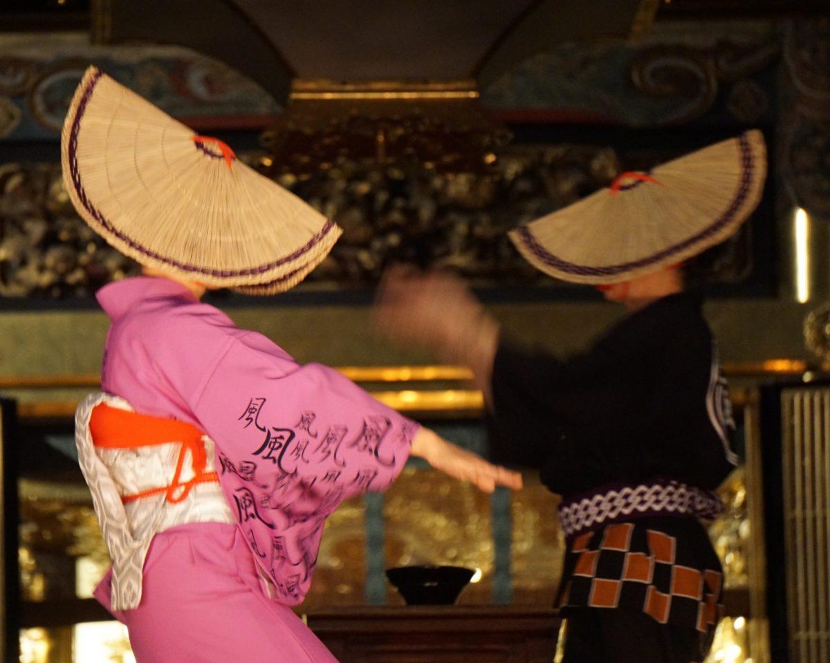 富山県を代表する幻想的なお祭り「おわら風の盆」に行ってみよう!